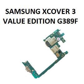 PLACA BASE ORIGINAL PARA SAMSUNG GALAXY XCOVER 3 VALUE EDITION SM-G389F - RECUPERADA