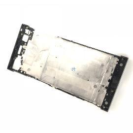CARCASA FRONTAL DE LCD PARA SONY XPERIA XA1, G3121, G3123, G3125 - NEGRA