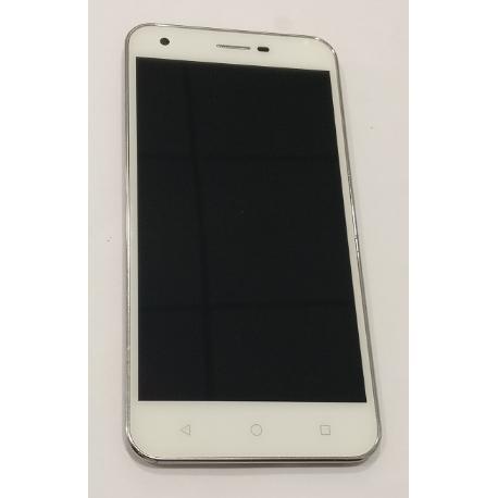 PANTALLA TACTIL + LCD DISPLAY PARA VODAFONE SMART ULTRA 6 VF995 - BLANCA - RECUPERADA