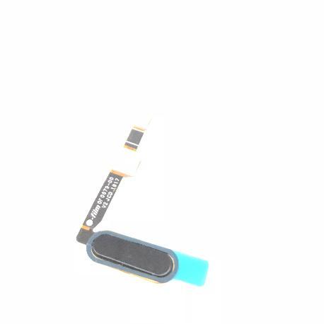 FLEX BOTON HOME, HUELLA DACTILAR PARA HTC U11 - NEGRO