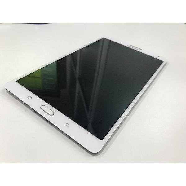 PANTALLA LCD DISPLAY + TACTIL CON MARCO ORIGINAL SAMSUNG GALAXY TAB S 8.4 T705 4G BLANCA - RECUPERADA