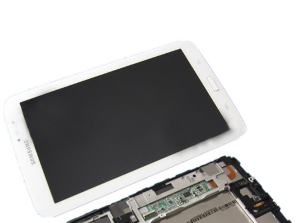 Pantalla Lcd + Tactil con Marco Original Samsung SM-T210 Galaxy Tab ...