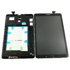 """PANTALLA TACTIL + LCD DISPLAY ORIGINAL PARA SAMSUNG GALAXY TAB E (T560, T561) 9.6"""" - NEGRO RECUPERADA"""
