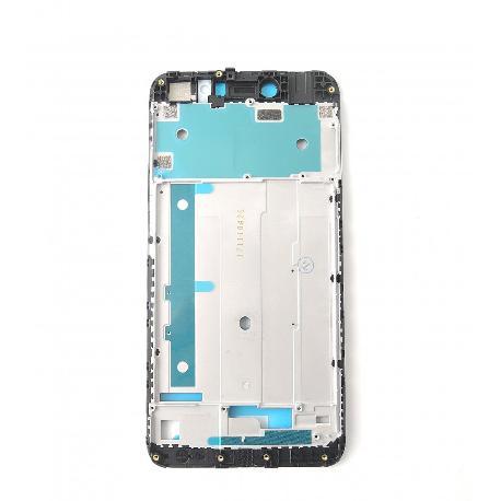 CARCASA FRONTAL DE LCD PARA XIAOMI REDMI NOTE 5A PRIME - NEGRA