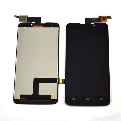 PANTALLA LCD + TACTIL ORIGINAL ZTE GRAND MEMO LTE N5 V9815 - NEGRA