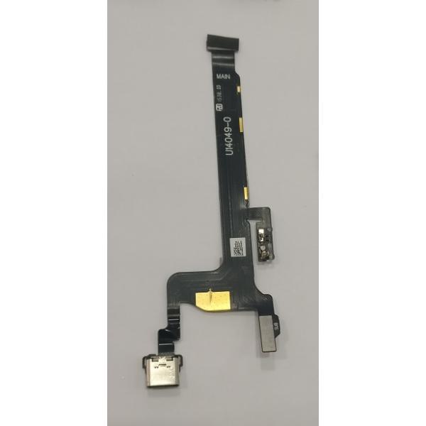 FLEX CONECTOR DE CARGA MICRO USB ORIGINAL PARA ONEPLUS 2 - RECUPERADA