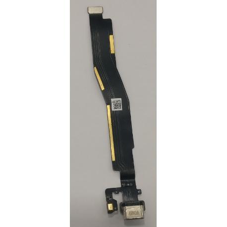 FLEX CONECTOR DE CARGA MICRO USB Y MICROFONO ORIGINAL PARA ONEPLUS 3 / 3T - RECUPERADA