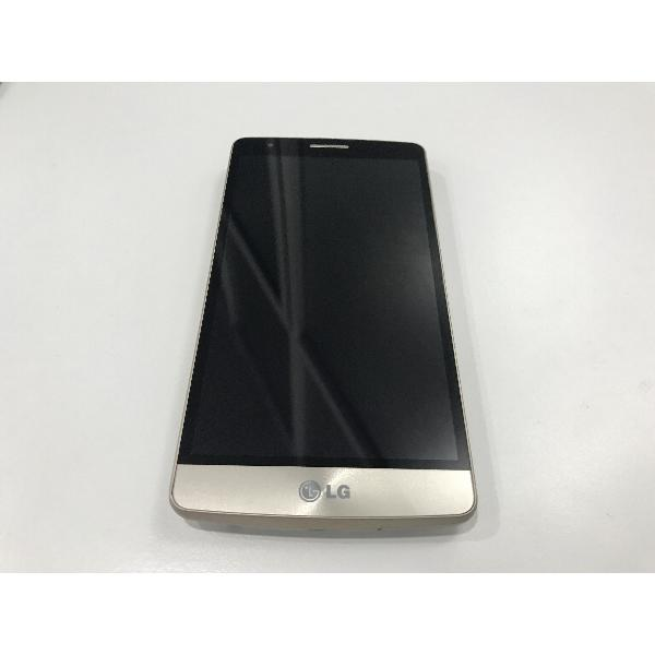 PANTALLA LCD DISPLAY + TACTIL CON MARCO ORIGINAL LG G3 MINI D722  DORADA ORO - RECUPERADA