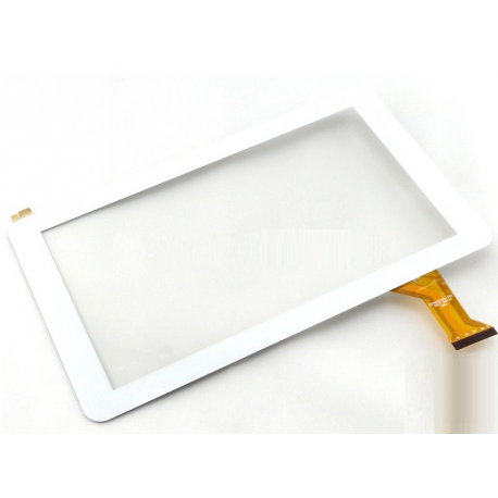 "Pantalla Tactil Universal Tablet china 9"" CZY6366A01-FPC BLANCA"