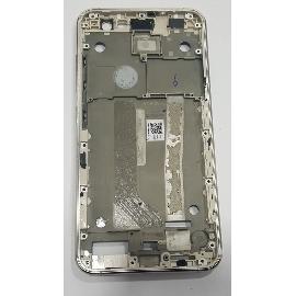 CARCASA FRONTAL DE LCD PARA ASUS ZENFONE 3 (ZE520KL) AZUL - RECUPERADA