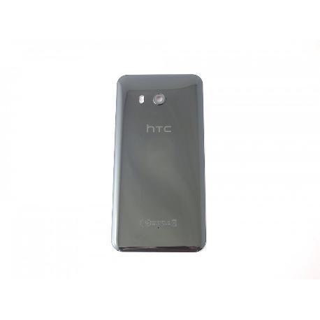 TAPA TRASERA PARA HTC U11 - NEGRA