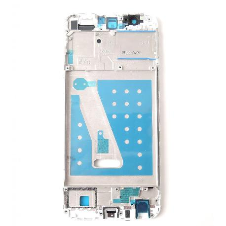 Carcasa Frontal para Huawei P Smart - Blanca