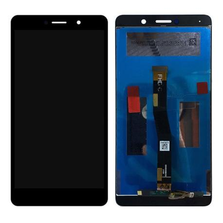 PANTALLA LCD DISPLAY + TACTIL PARA HUAWEI HONOR 6X, MATE 9 LITE, GR5 2017 - NEGRA