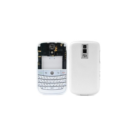 CARCASA BLACBERRY 9000 BLANCA