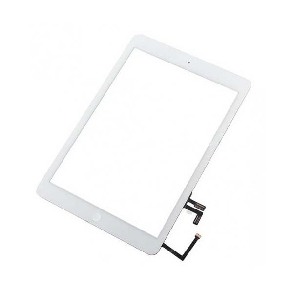ef4a368b7c3 Pantalla Tactil con Flex y Boton Home para iPad Air 1 / iPad 2017 de 9.7 -  Blanco