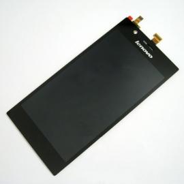 Pantalla Tactil + Lcd Lenovo K900 Negra