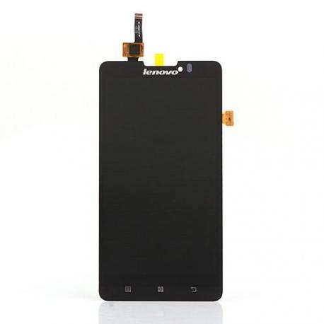 Pantalla Lcd + Tactil Lenovo P780 Negra
