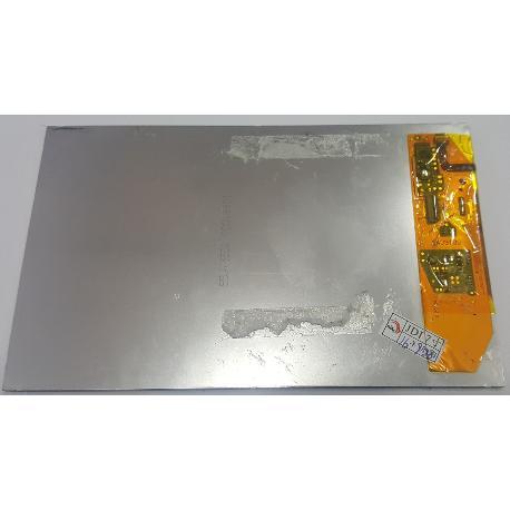 PANTALLA LCD DISPLAY ORIGINAL PARA ARCHOS 70 OXYGEN - RECUPERADA