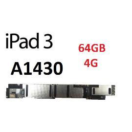 PLACA BASE ORIGINAL APPLE IPAD 3 A1430 WIFI 4G 64GB - RECUPERADA