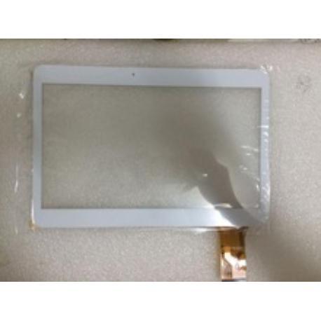 PANTALLA TACTIL UNIVERSAL TABLET  INNJOO F2 3G XC-PG1010-035-A0-FPC - BLANCA