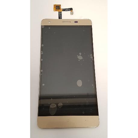 PANTALLA LCD DISPLAY + TACTIL PARA OUKITEL K6000 PRO - ORO