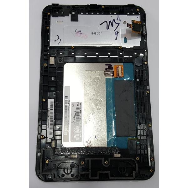 """PANTALLA LCD DISPLAY + TACTIL CON MARCO ORIGINAL PARA VODAFONE SMAT TAB 3 7"""" 3G - RECUPERADA"""