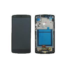 PANTALLA LCD DISPLAY + TACTIL CON MARCO ORIGINAL  LG GOOGLE NEXUS 5 D820 D821 - RECUPERADA
