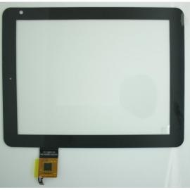 Pantalla Tactil Universal para Tablet BQ Curie / BQ Curie 2 de 8 Pulgadas - Negra / Recuperada