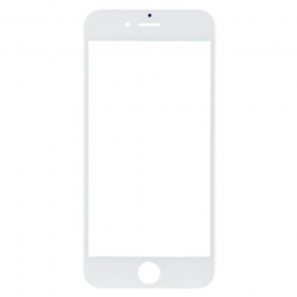 Ventana Cristal iphone 6+ plus, iPhone 6s Plus - Blanco
