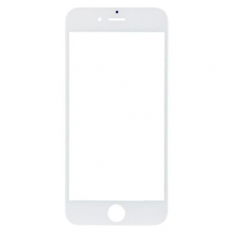 Ventana Cristal iphone 6+ plus Blanco