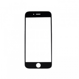 Ventana Cristal iphone 6+ plus Negra
