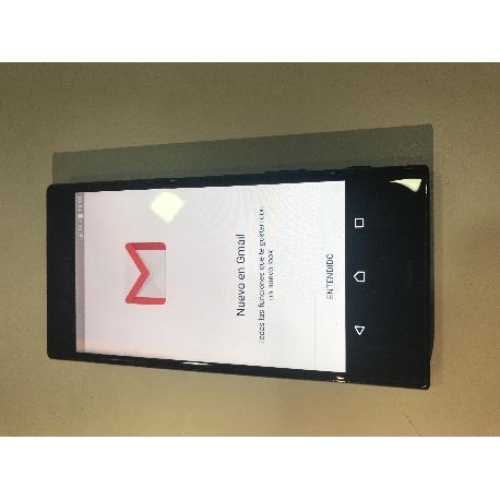 PANTALLA LCD DISPLAY + TACTIL CON MARCO ORIGINAL PARA SONY XPERIA X COMPACT F5321 - RECUPERADA TARA