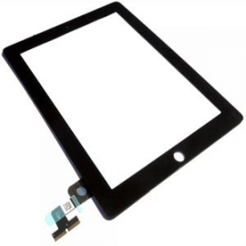 pantalla Con Touch digitalizador tactil Apple Ipad 2 Negro