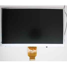 "Pantalla LCD Display Universal para Tablet de 10.1"" de 40 Pin con Cable - Modelo 2"