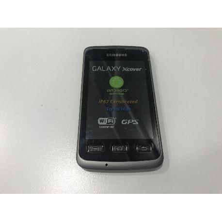 PANTALLA LCD DISPLAY + TACTIL CON MARCO ORIGINAL SAMSUNG GALAXY XCOVER FIX S5690 NEGRA