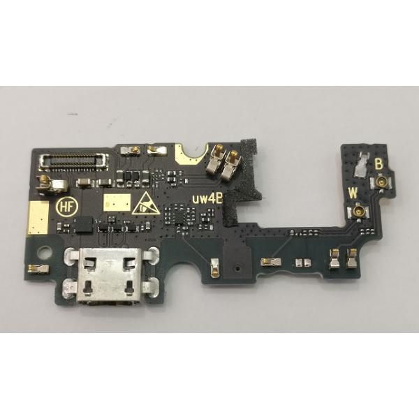 MODULO CONECTOR DE CARGA ORIGINAL PARA VODAFONE SMART V8 VFD 710 - RECUPERADO