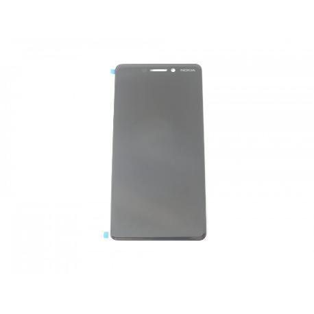 Pantalla LCD + Tactil para Nokia 6 2018,6.1   - Negra