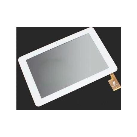 """Pantalla Tactil Universal Tablet china 10.1"""" TPC0323 VER1.0 Blanca"""
