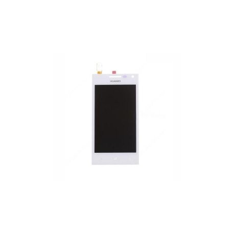 Pantalla lcd + Tactil Huawei W1 blanca