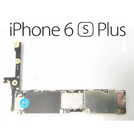 PLACA BASE LIBRE PARA IPHONE 6S PLUS 64GB  (SIN BOTON HOME) - RECUPERADA