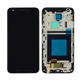 PANTALLA TACTIL + LCD DISPLAY CON MARCO ORIGINAL PARA LG NEXUS 5X / H791  - RECUPERADA