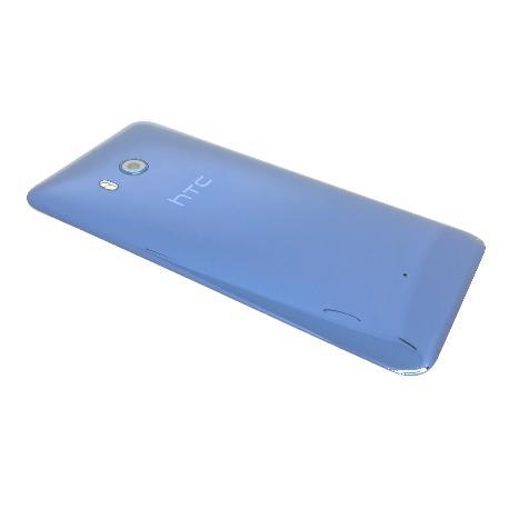 TAPA TRASERA PARA HTC U11 - AZUL