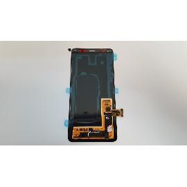 PANTALLA LCD DISPLAY + TACTIL PARA SAMSUNG GALAXY A8 2018 A530F - NEGRA