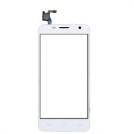Pantalla tactil Alcatel Touch Idol Mini OT 6016 6016D Blanca