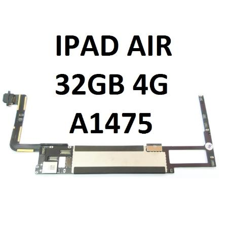PLACA BASE ORIGINAL MOTHERBOARD IPAD AIR 32GB WIFI 4G A1475 - RECUPERADA
