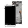 Pantalla lcd + tactil con Marco HTC One Mini M4 601e Blanca