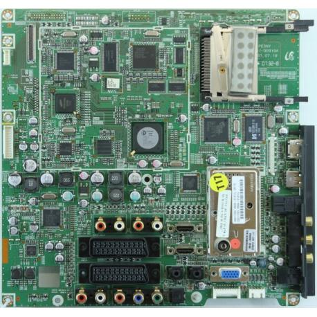PLACA BASE MAIN MOTHERBOARD BN41-01536B PARA TV SAMSUNG LE40F86BD - RECUPERADA