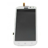 Pantalla lcd + tactil con Marco Huawei Ascend G610 Blanca