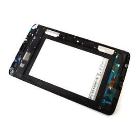 PANTALLA TACTIL + LCD DISPLAY CON MARCO PARA LG G TABLET PAD 8.3 V500 - NEGRA