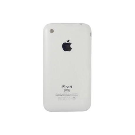 CARCASA TAPA TRASERA IPHONE 3G 3GS BLANCA 16 GB